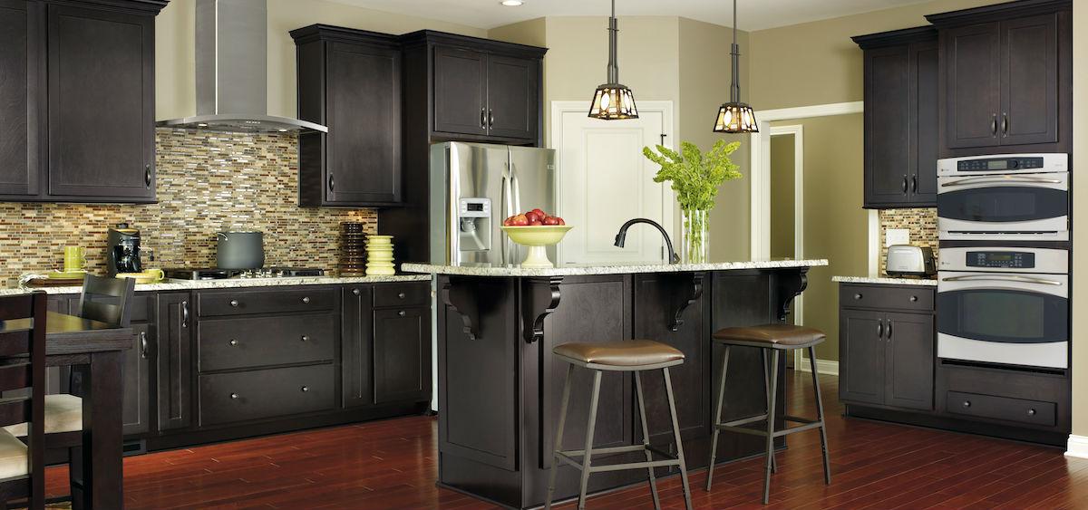Aristokraft Kitchen Caron Construction