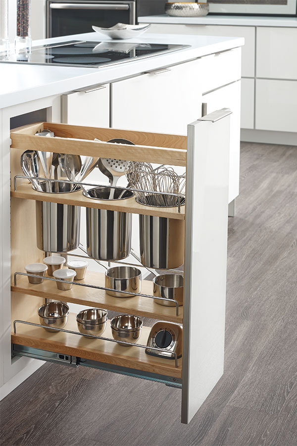 Kitchen Organizational pull out