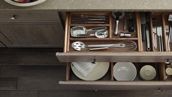 organizational drawer